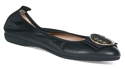 La Ballerina Linda - Nappa leather Black