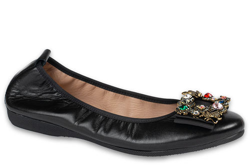 Giorgia - Nappa leather black